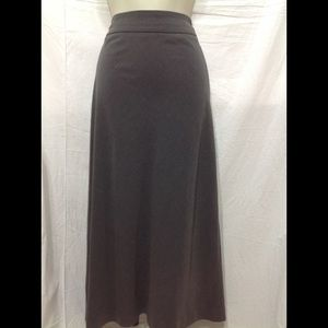 "Women's size 14 COVINGTON ""Stretch"" maxi skirt"